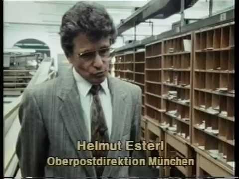 Das Problem Mit Den Postleitzahlen Nach Der Wiedervereinigung
