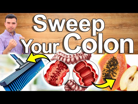 5 Foods That Clean Your Gut and Colon - How To Cleanse And Detoxify The Colon Naturally