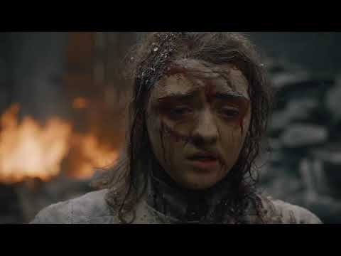 Game Of Thrones OST 8x05 Ending Music/Credits Extended With Rains Of Castamere