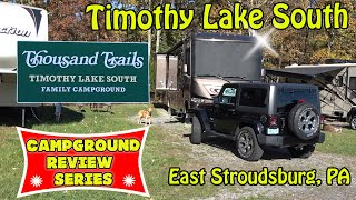 Timothy Lake South Rν Resort - Campground Review