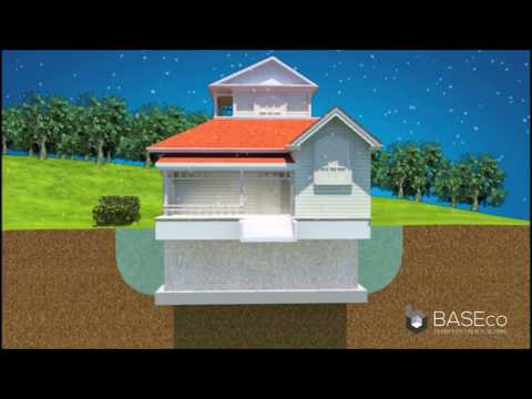 Basement Waterproofing - How To Permanently Waterproof A Basement