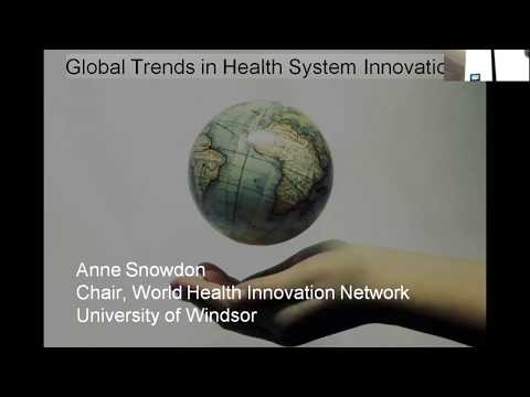 Global Trends in Health Systems Innovation - Medventions Lecture Series