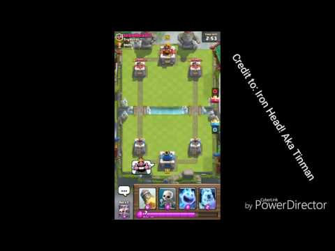Clash Royale GLITCH!/ Gone wrong?! NO HACK!!!