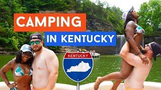 Lake Cumberland Kentucky Camṗing Trip 2021