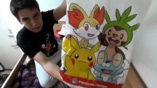 Pokemon Center Tokyo #3 (recuerditos y souvenirs)