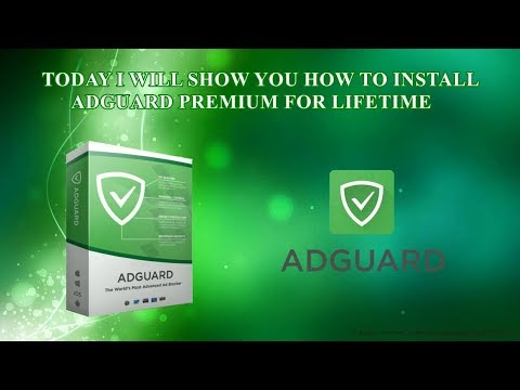 AdGuard 6.2 - For PC (Full Version Lifetime