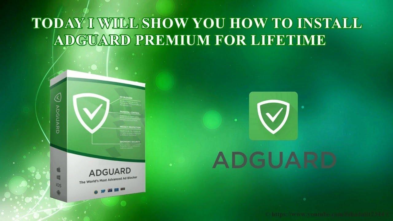 adguard 6.2 serial key free