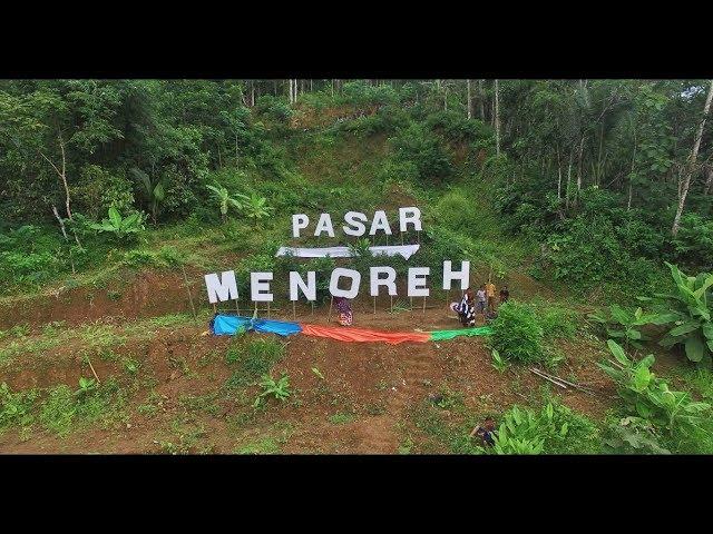 Eksklusif Launching Pasar Menoreh Sedayu, Loano, Purworejo