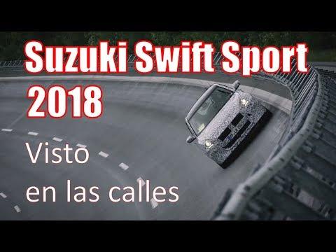 Suzuki Swift Sport 2018 Visto y cazado en las calles | MEXICO M4R Noticias
