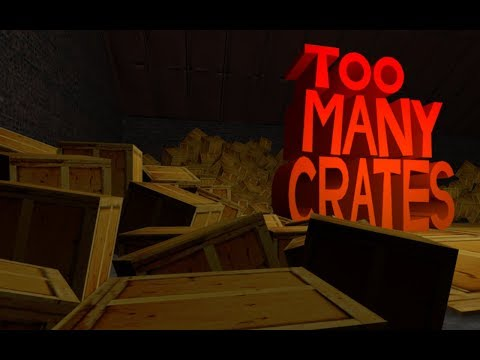So I installed a mod for Half-Life 2... - Too Many Crates