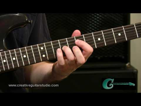 Guitar Lesson: Playing Chords in Guitar Solos