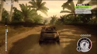 Dirt 2 XBOX 360 gameplay Malaysia [HD] 720p