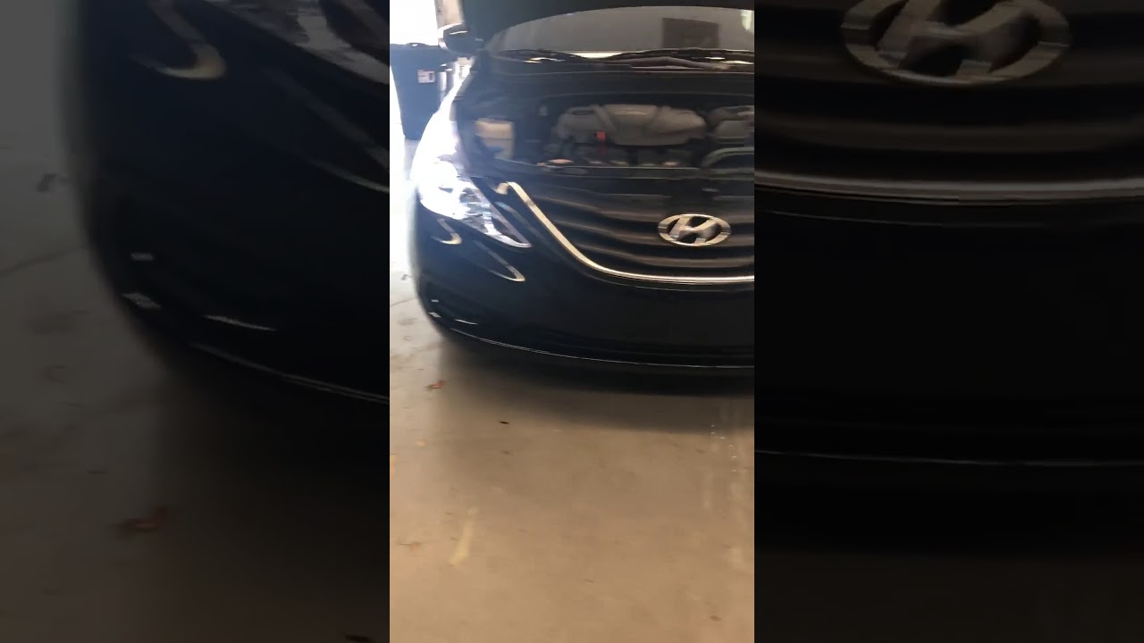 Hyundai got LED headlights from Lucas Lighting