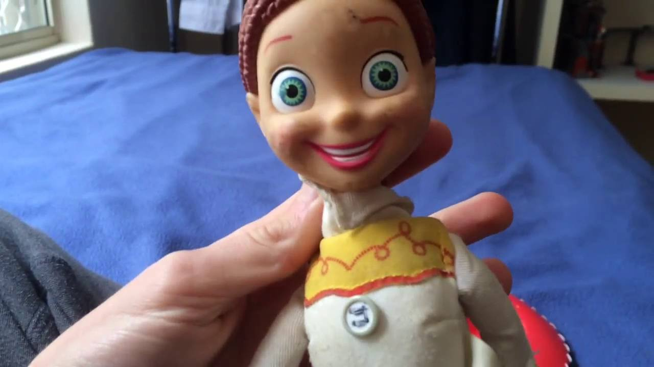 My Pullstring Jessie Doll Quotes Youtube