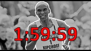 THE 2 HOUR MARATHON || ELIUD KIPCHOGE || THE QUEST FOR GREATNESS - EPISODE 7