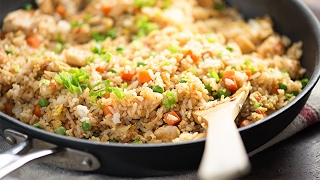 DIY CHICKEN FRIED RICE!