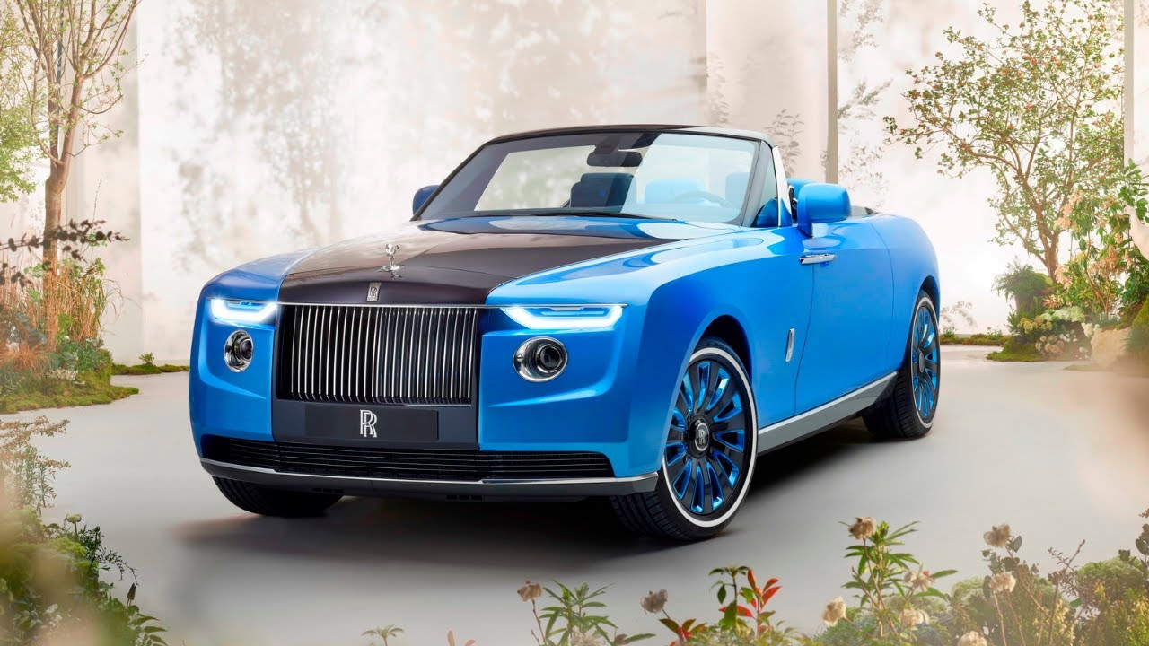 The NEW $28 Million Most Expensive Car In The World