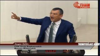 MECLİSTE KAVGA-CHP GRUP BAŞKANVEKİLİ ÖZGÜR ÖZEL'İN MECLİS KONUŞMASI-AKP GRUP ÖNE
