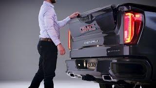 2019 GMC Sierra MultiPro Tailgate