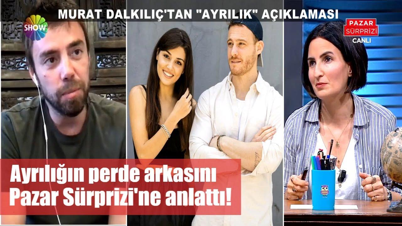 Hande Erçel ve Murat Dalkılıç Kuralı Bozdu! | Uçankuş TV Magazin