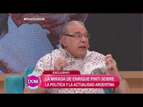 La relación de Enrique Pinti y Mauricio Macri