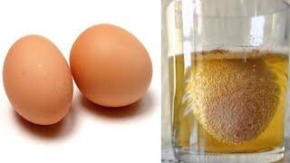 Das ist der Grund warum du Eier bei Knochen und Gelenkschmerzen vermeiden solltest!