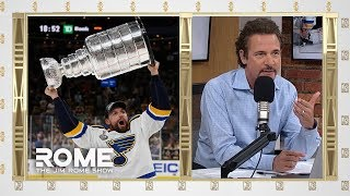 Download St.Louis Blues Win The Greatest Trophy In Sports | The Jim Rome Show Mp3 and Videos