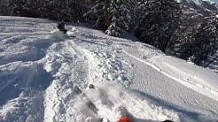 Ski vlog #1| Du hors piste a sainte foy Tarentaise !!!