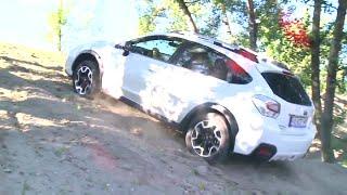 Драйв-обзор Subaru XV. Машина хорошая, но есть нюансы