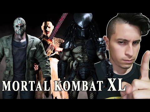 CUANDO TE CREES PRO - MORTAL KOMBAT XL