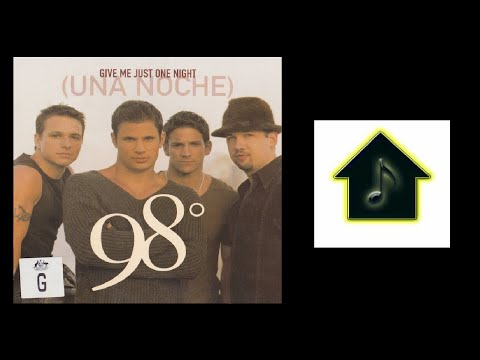 98 Degrees - Give Me Just One Night (Una Noche) (Hex Hector Club Mix)
