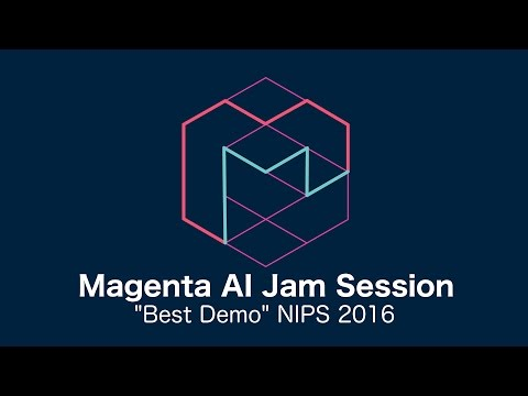 Magenta AI Jam Session