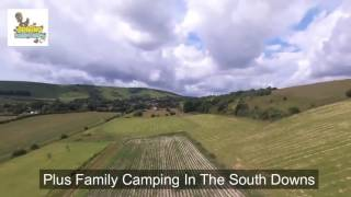 SBF - Best Childrens Farm In Sussex | Camping In South Downs | Kids Play Area |