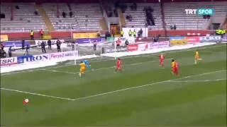 Samsunspor 2-0 Kayserispor Maçın Geniş Özeti!
