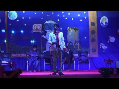 Suresh Albela in Panache-8 at VIT Campus, Jaipur