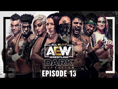 10 Matches: Shida, The Acclaimed, Statlander, Jade, Dark Order, Sky & More | AEW Elevation Ep. 13