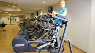 ćwiczenie 1 - siłownia