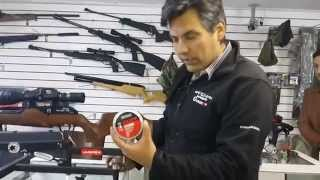 Walther Rotex R8 Rifle PCP Aleman en Field Target Chile