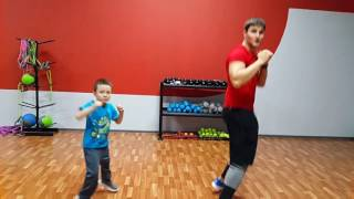 Детское Тай-бо с Семёном Качаном