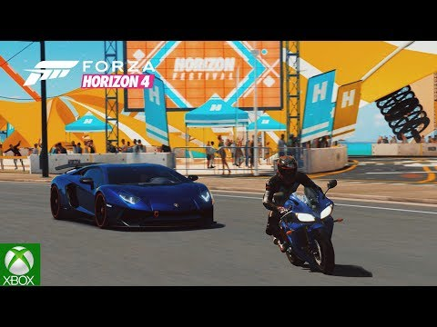 Forza Horizon 4 Trailer  Welcome To Japan (Fan Made + Expectations)