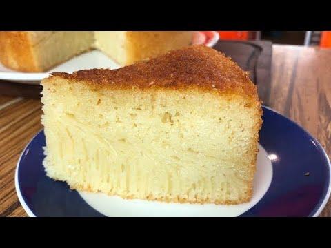 Pastel fácil, esponjoso y delicioso con harina para hotcakes!!!