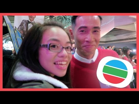 COUNTING DOWN TO 2016 WITH TVB! (Hong Kong Daily Vlog)