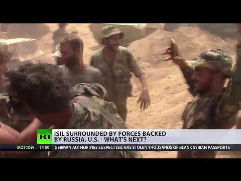 What's At Stake? Russian-backed and US-led forces advancing on same oil fields in Syria