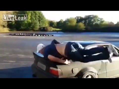 Guy Gets Hit By Car Meme