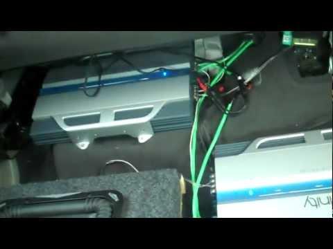 nissan-titan-subwoofer-project