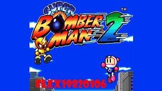Super Bomberman 2 - SNES: Super Bomberman 2 (en) longplay [93] - User video