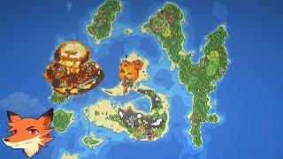 Gambar cover WorldBox - God Game[FR] Créez votre monde et vos civilisations !