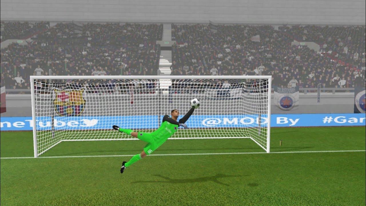 Barcelona vs Paris - Dream League Soccer 19 - Android Gameplay #131