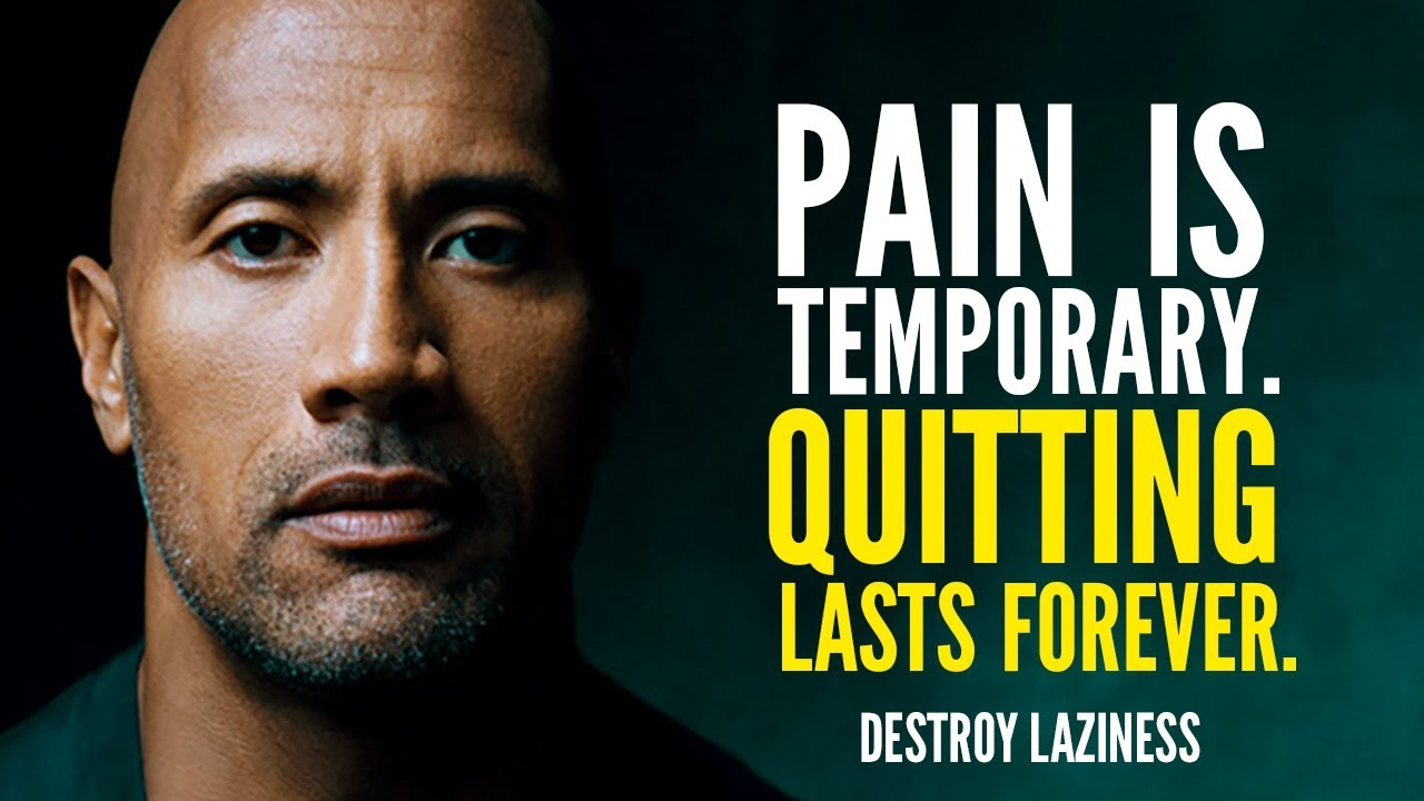 PAIN IS TEMPORARY - Motivational Videos Compilation