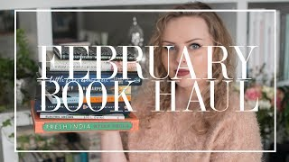 February Book Haul The Book Castle 2018